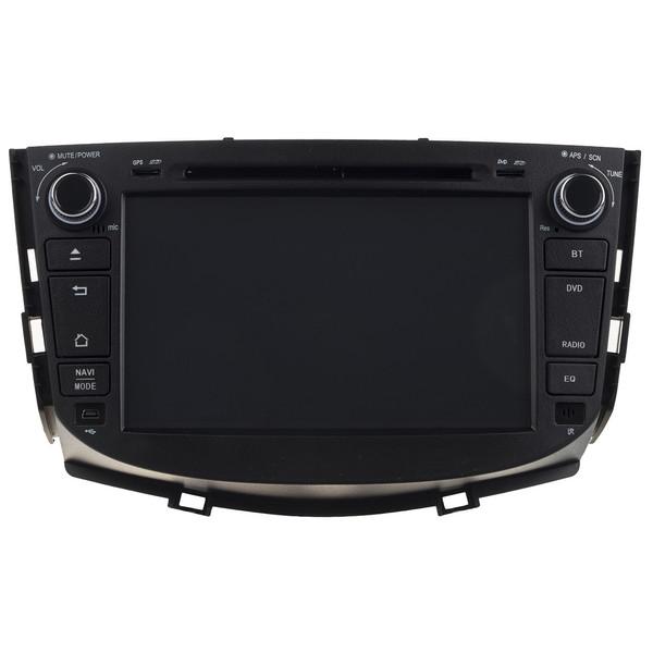 پخش کننده خودرو پرونیکس پلاس مناسب برای خودرو لیفان X60