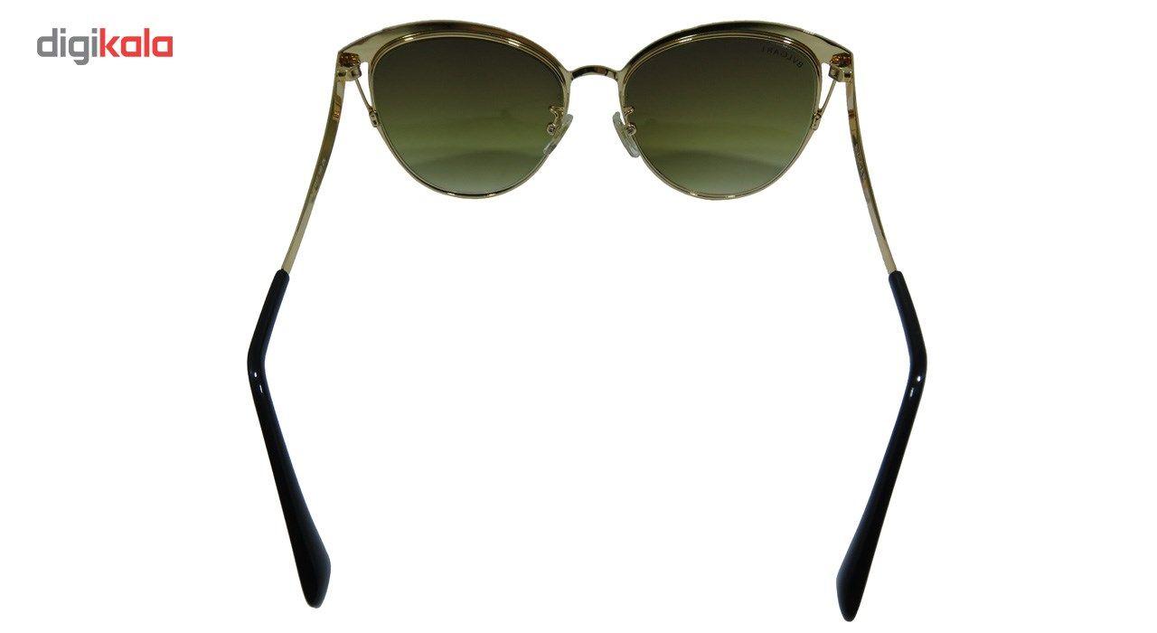 عینک آفتابی بولگاری مدل BV6083 2016/6G 2N-Original 19 -  - 5