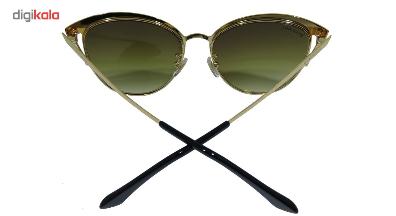 عینک آفتابی بولگاری مدل BV6083 2016/6G 2N-Original 19 -  - 6