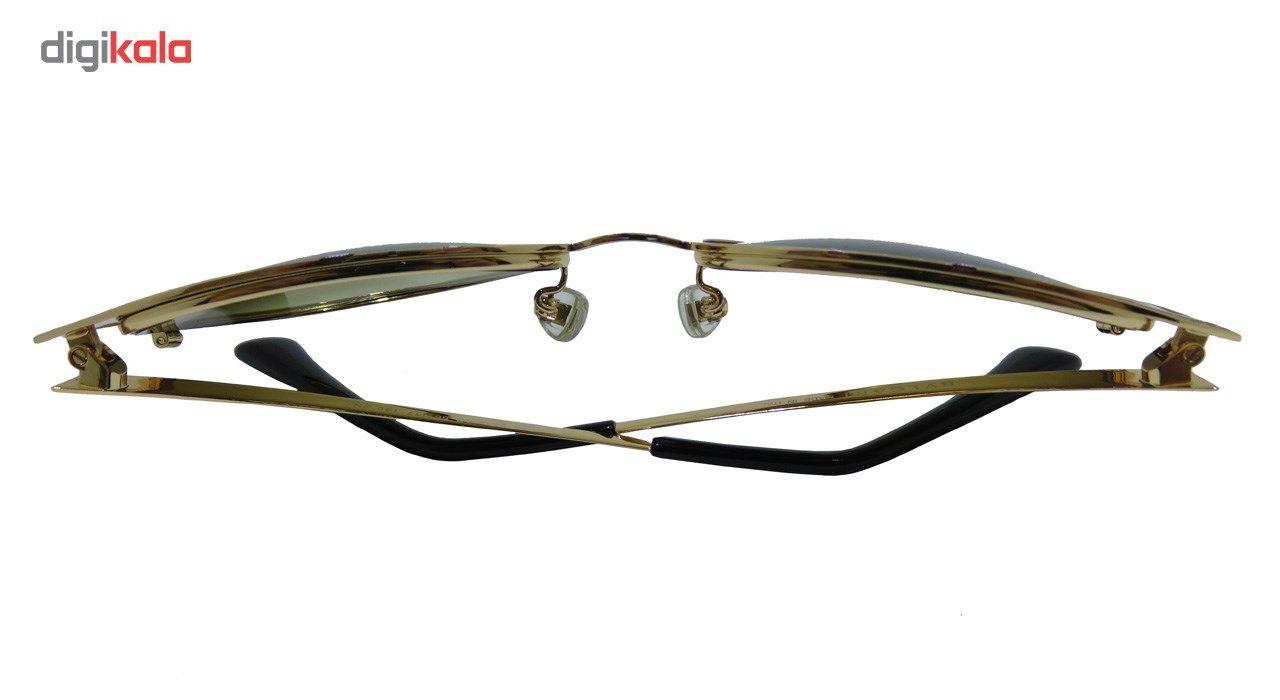 عینک آفتابی بولگاری مدل BV6083 2016/6G 2N-Original 19 -  - 8