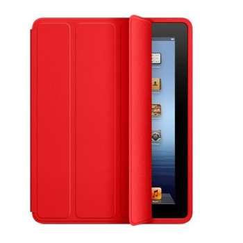 کیف کلاسوری چرمی مدل Smart Case مناسب برای تبلت اپل آیپد  iPad 2/3/4
