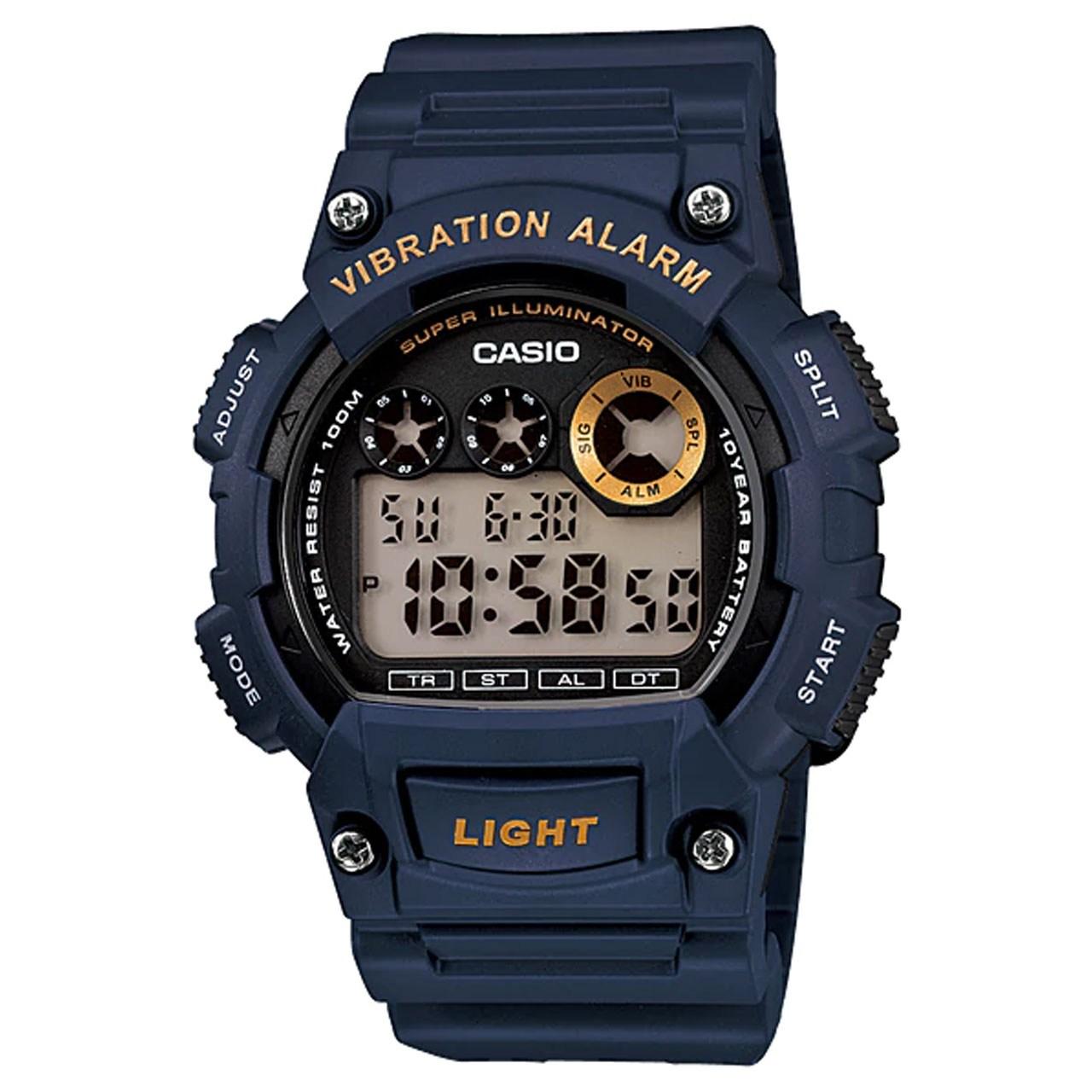 ساعت مچی دیجیتالی مردانه کاسیو مدل  W-735H-2AVDF