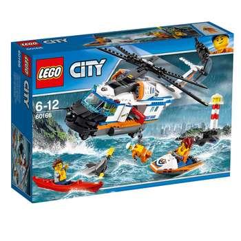 لگو سری شهر مدل Rescue Helicopter 60166