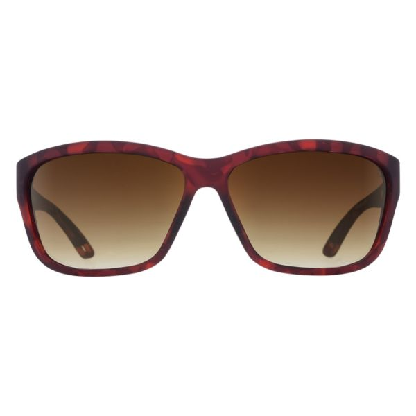 عینک آفتابی اسپای سری Allure مدل Soft Matte Red Tort Happy Bronze Fade