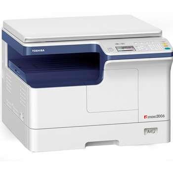 تصویر دستگاه کپی توشیبا مدل ای استادیو ۲۰۰۶ TOSHIBA Es-2006 1 Cassette Copier Machine