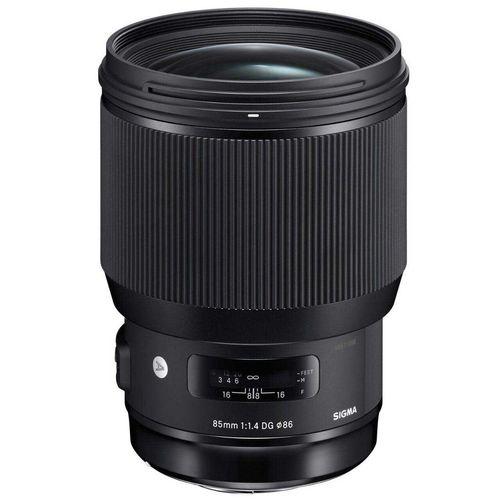 لنز سیگما مدل 85mm f/1.4 DG HSM Art for Nikon Cameras Lens