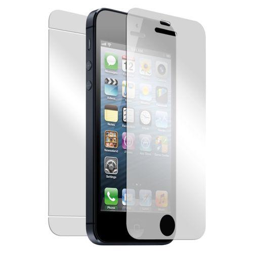 محافظ پشت و رو شیشه ای تمپرد هوکار مناسب برای گوشی موبایل اپل ایفون 5/5s/se