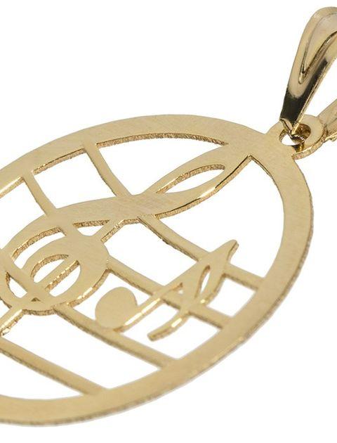 نیم ست طلا 18 عیار ماهک مدل MS0038 - مایا ماهک -  - 3