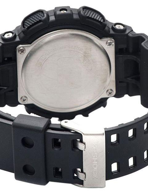 ساعت مچی عقربه ای مردانه کاسیو جی شاک مدل GA-100MB-1ADR -  - 1