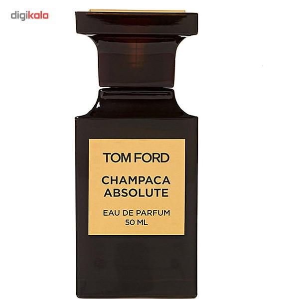 ادو پرفیوم تام فورد مدل Champaca Absolute حجم 50 میلی لیتر