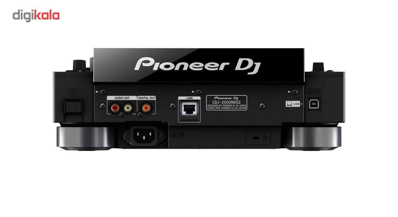 دی جی پلیر پایونیر مدل CDJ-2000NXS2 main 1 2