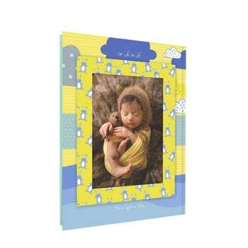 آلبوم خاطرات کودک بیبی برنارد مدل یکی بود یکی نبود کد کد J Q 5 0