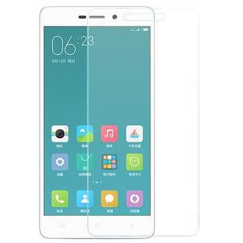 محافظ صفحه نمایش شیشه ای تمپرد مناسب برای گوشی موبایل شیاومی Redmi 4 Prime