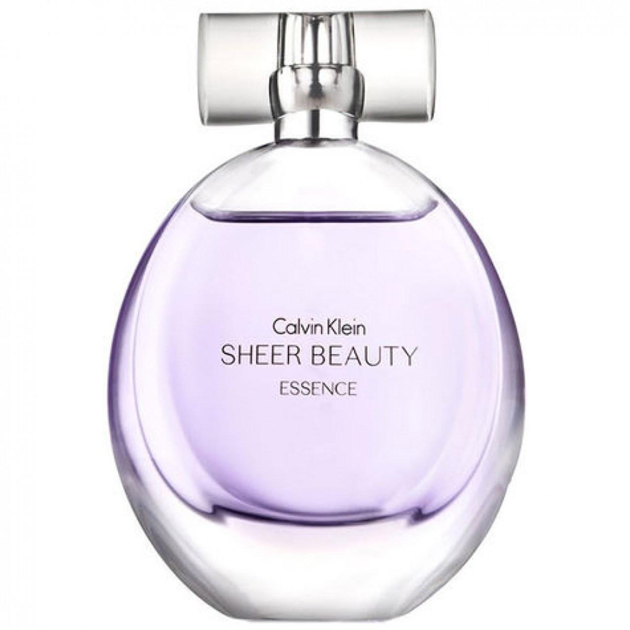 ادو تویلت زنانه کلوین کلاین مدل Sheer Beauty Essence حجم 100 میلی لیتر