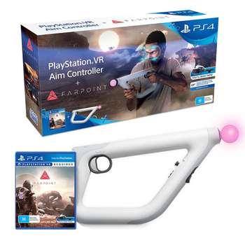 باندل تفنگ واقعیت مجازی سونی مدل PlayStation VR Aim Controller