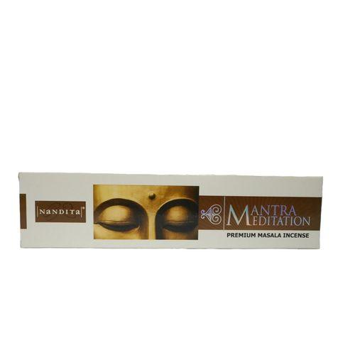 عود ناندیتا مدل Mantra Meditation کد 1080