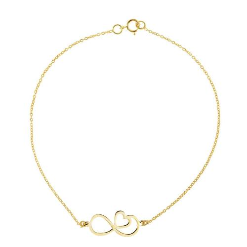 پابند طلا 18 عیار شانا کد A-SG06