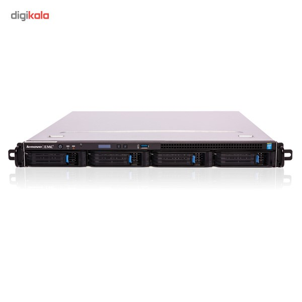 ذخیره ساز تحت شبکه 4Bay لنوو مدل EMC PX4-400R بدون هارد دیسک