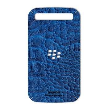 برچسب پوششی ماهوت مدل Crocodile Leather مناسب برای گوشی  BlackBerry Classic-Q20