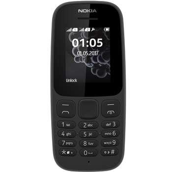 گوشی موبایل نوکیا مدل 105 (2017) دو سیم کارت | Nokia 105 (2017)  Dual SIM Mobile Phone