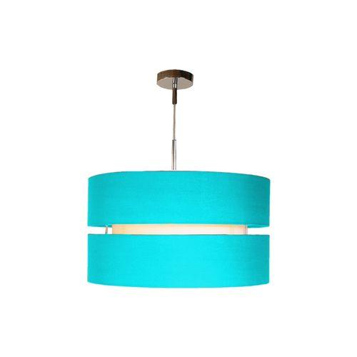 چراغ آویز تک لایت مدل شیاردار(آبی)