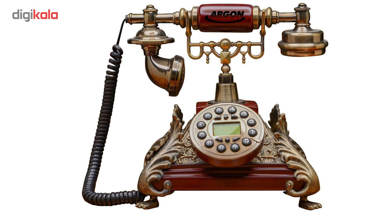 قیمت                      تلفن آرگون آنتیک مدل AR- 220