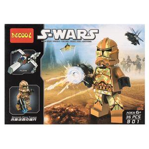 ساختنی دکول مدل Geonosis Clone Trooper 901