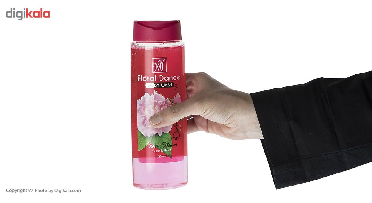 شامپو بدن مای مدل Floral Dance حجم 420 میلی لیتر main 1 4