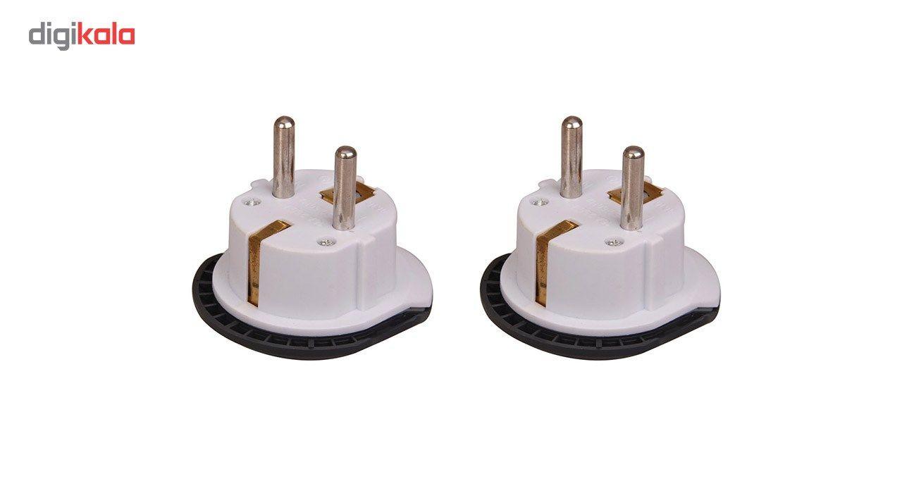 مبدل برق رجینال مدل Lampa - بسته 2 عددی main 1 3