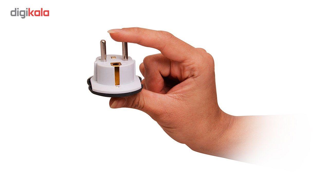 مبدل برق رجینال مدل Lampa - بسته 2 عددی main 1 4