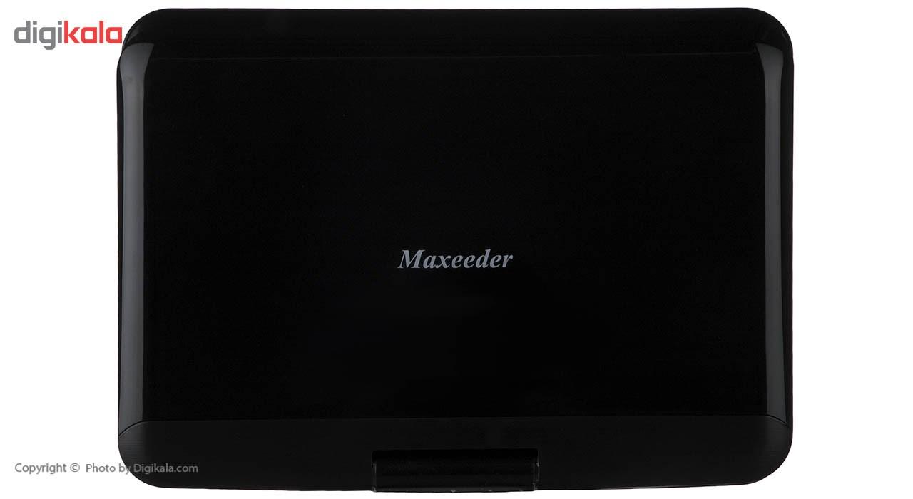 پخش کننده DVD مکسیدر مدل MX-PD3209BT