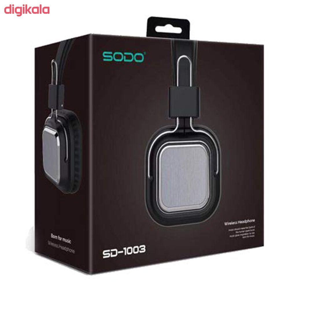 هدست بی سیم سودو مدل SD-1003 main 1 9