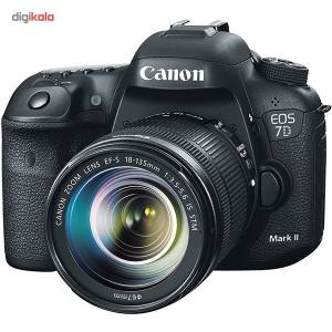 دوربین دیجیتال کانن مدل EOS 7D Mark II+18-135 IS STM