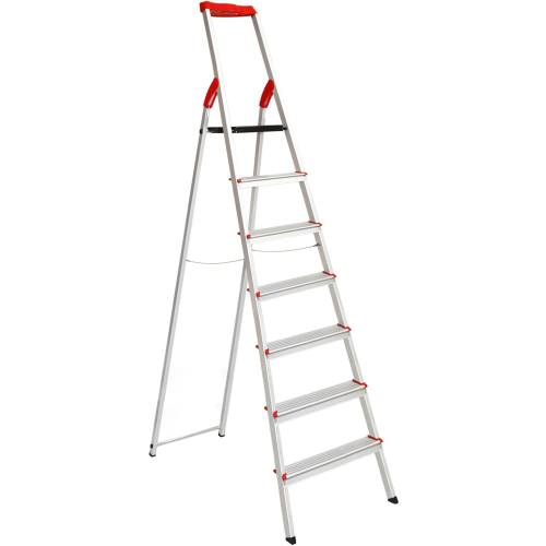 نردبان 7 پله فولاد بهمن مدل FB7s
