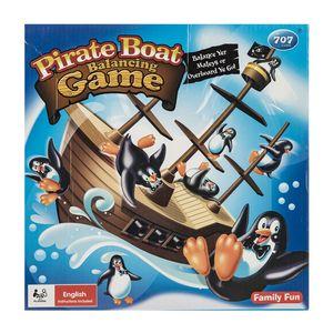 بازی فکری مدل Pirate Boat