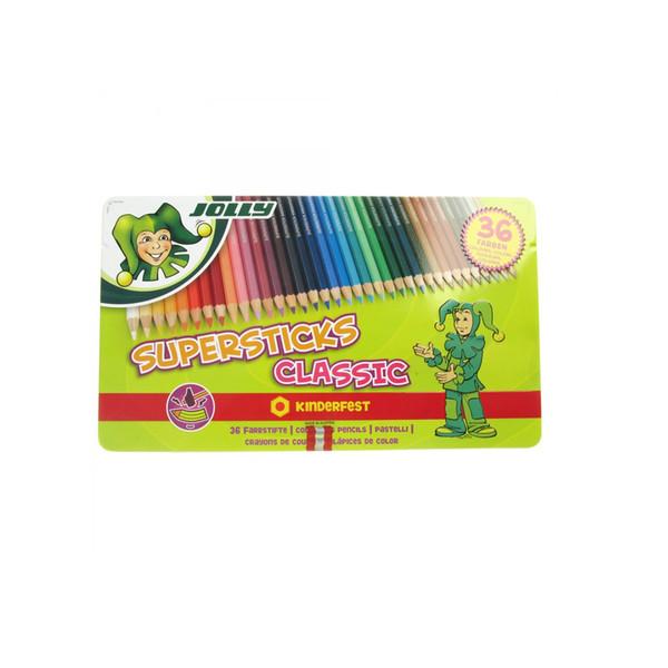 مداد رنگی 36 رنگ جولی مدل 0502-3000