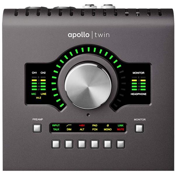 کارت صدای یونیورسال آودیو مدل Apollo Twin MKII Solo