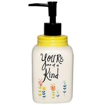 پمپ مایع دستشویی مدل Kind