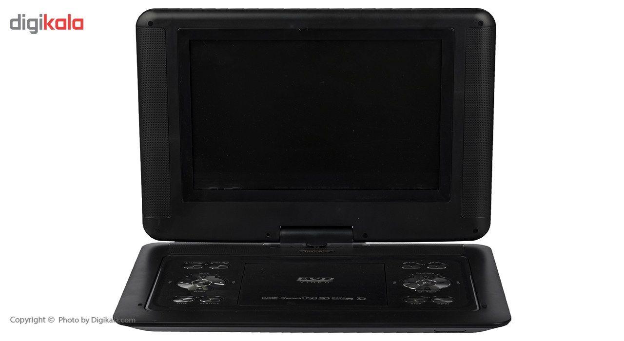 پخش کننده DVD کنکورد پلاس مدل PD-1320T2 main 1 1