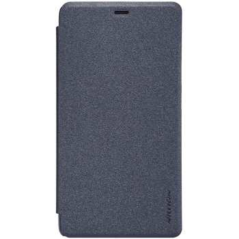 کیف کلاسوری نیلکین مدل New Leather Sparkle مناسب برای گوشی موبایل Xiaomi Mi Note 3