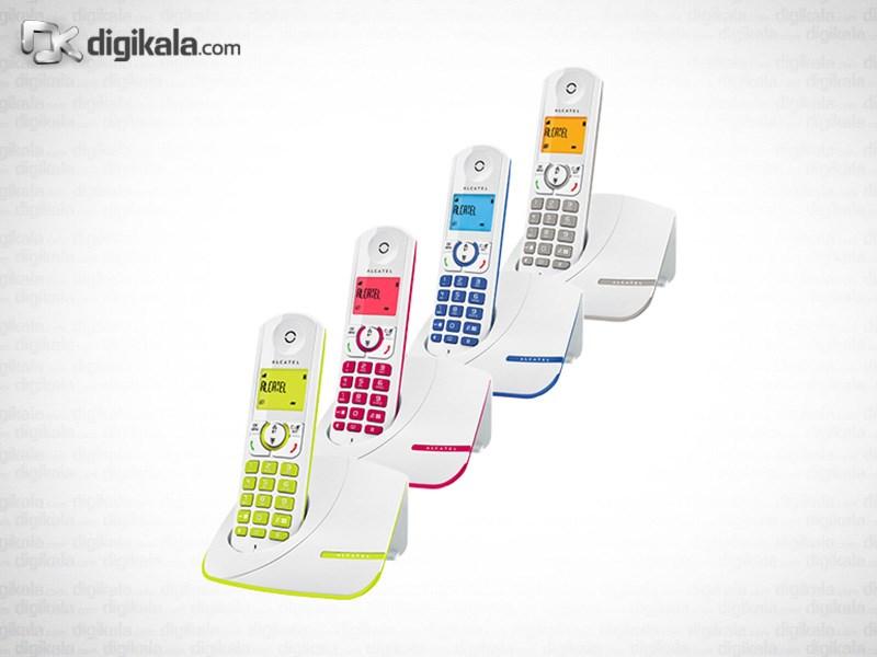 قیمت                      تلفن بی سیم آلکاتل مدل F330