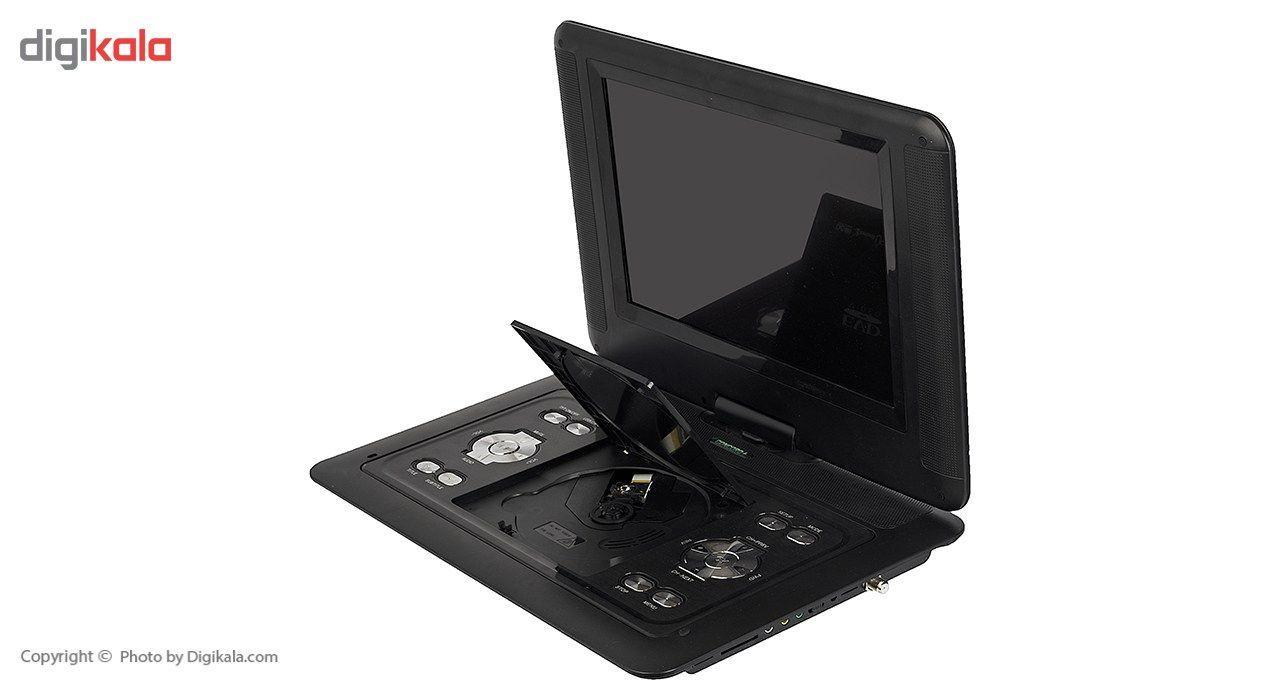 پخش کننده DVD کنکورد پلاس مدل PD-1320T2 main 1 8