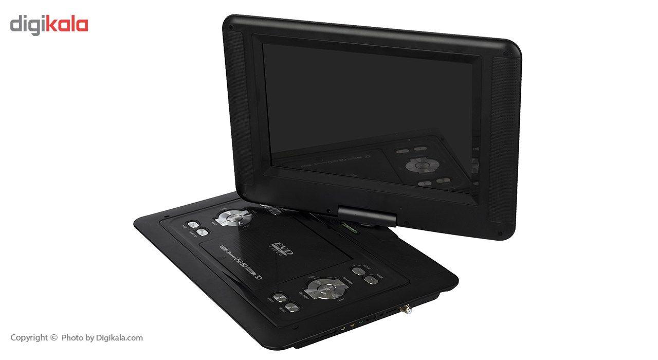 پخش کننده DVD کنکورد پلاس مدل PD-1320T2 main 1 9