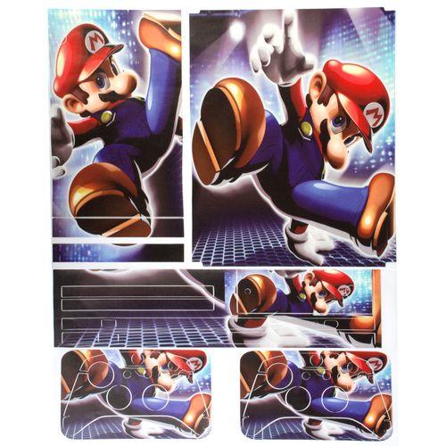 برچسب ایکس باکس وان مدل Super Mario