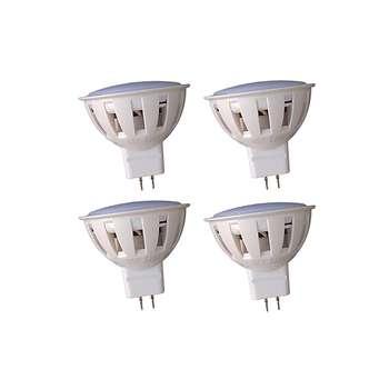 لامپ هالوژن 5 وات ام اس اچ مدل f 2 بسته 4 عددی