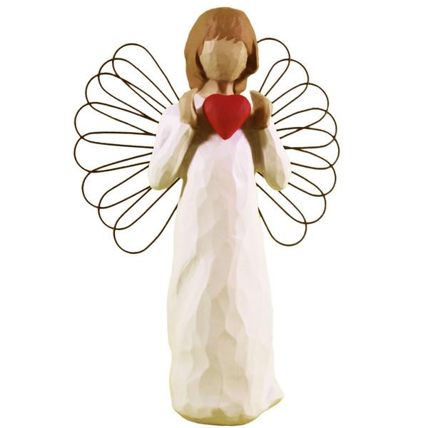 مجسمه امین کامپوزیت مدل فرشته شور عشق کد 52/1