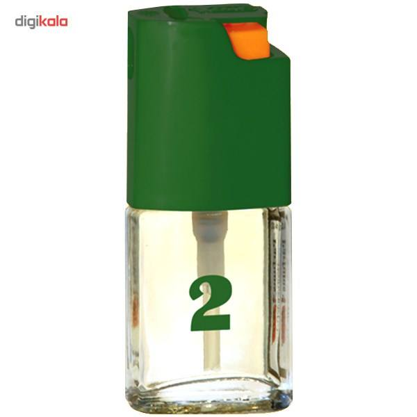 پرفیوم مردانه بیک شماره 2 حجم 7.5ml main 1 1