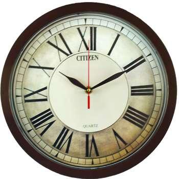 ساعت دیواری شیانچی طرح رومیCitizen  کد 10010060