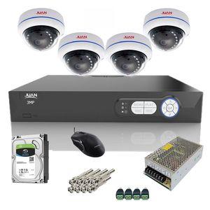 سیستم امنیتی ژوان مدل JA-4HPY5104