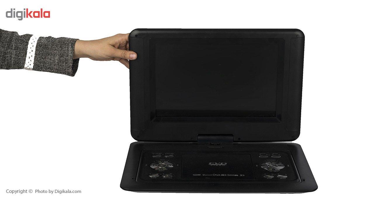 پخش کننده DVD کنکورد پلاس مدل PD-1320T2 main 1 24